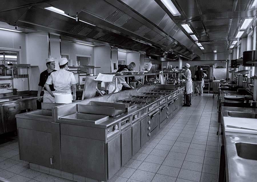 CHERRYSTONE Photographe Culinaire, cuisines du Lycée Hôtelier Sacré-Coeur