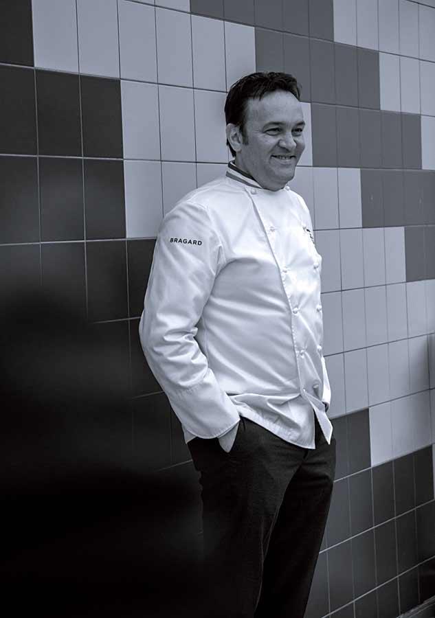 CHERRYSTONE Photographe Culinaire, Sacré-Coeur à Saint-Chély d'Apcher, Emmanuel Renaut chef 3 étoiles au Flocons de Sel à Megève
