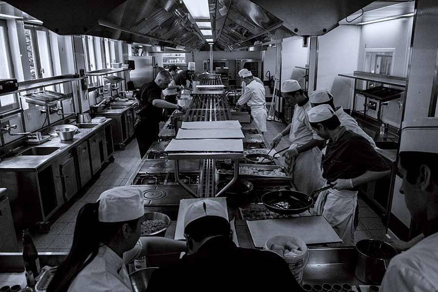 CHERRYSTONE Photographe Culinaire, cuisines pédagogiques du Sacré-Coeur