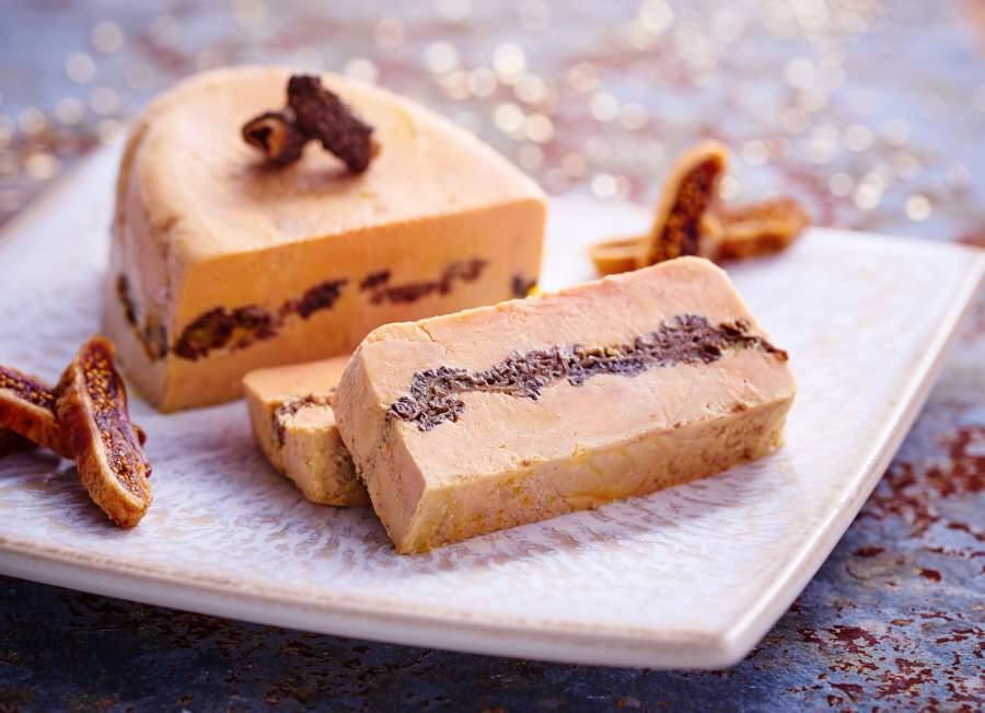 foie gras mi-cuit aux morilles, recette LIKEACHEF