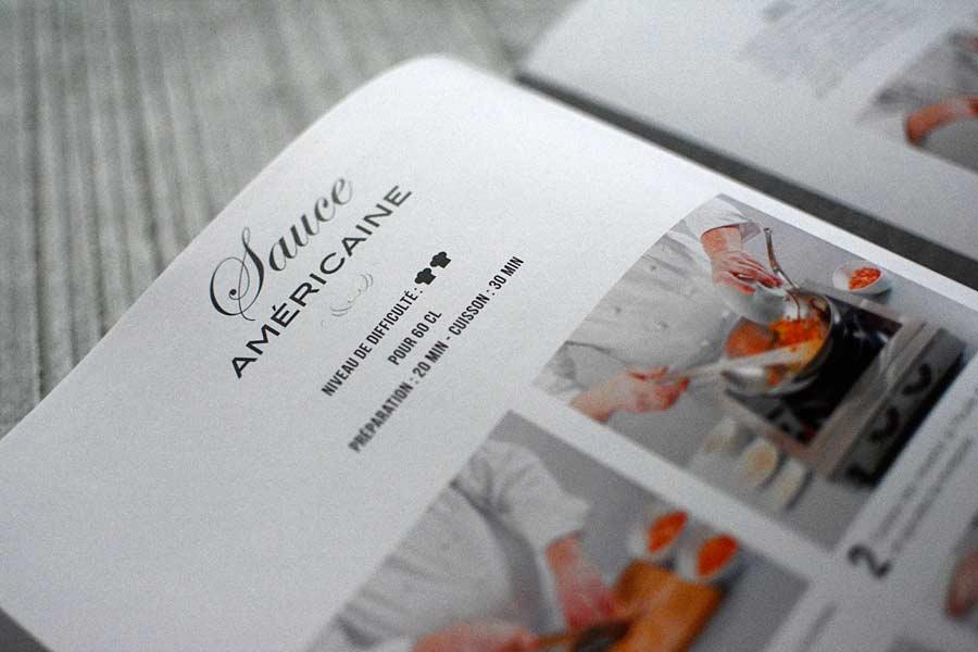 Un livre guide référence en matière de techniques culinaires