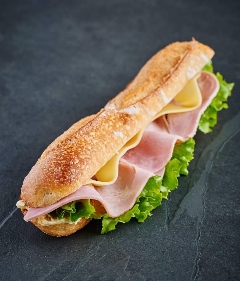 CHERRYSTONE Photographie Culinaire_BOULANGERIE DES CHARTREUX Lyon_sandwichs baguettes_jambon