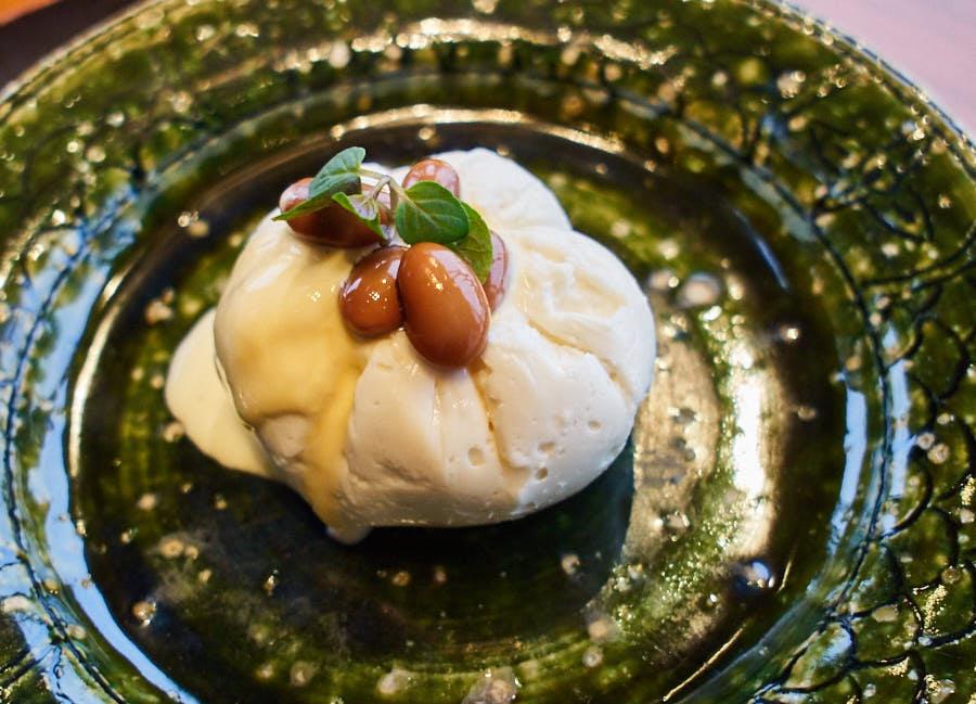 cherrystone photographie culinaire_ tokyo kozue _ dessert riz et edamame