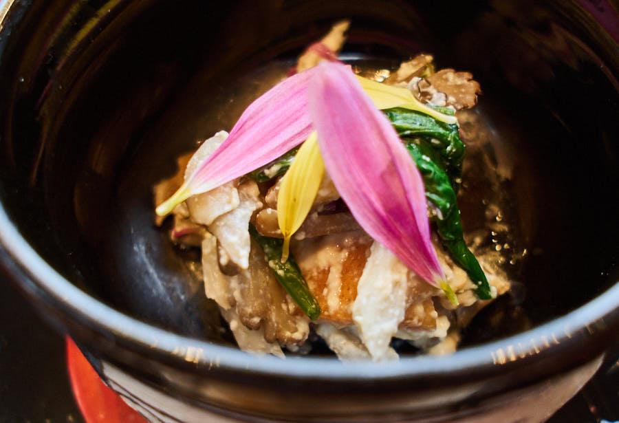 cherrystone photographie culinaire_ tokyo kozue _ tofu écrasé sésame