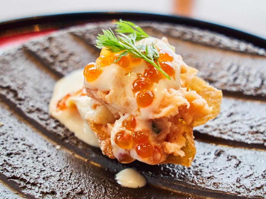 cherrystone photographie culinaire tokyo kozue saumon