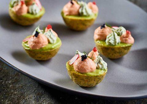 ©CHERRYSTONE Photographe culinaire lyon - assiette ovale - REVOL