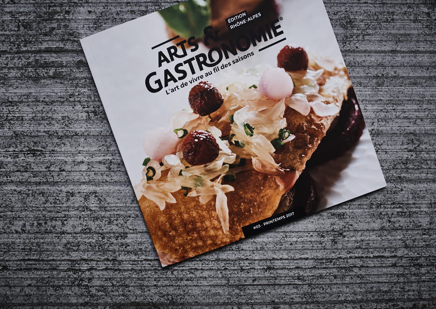 CHERRYSTONE | Arts & Gastronomie – Publication du printemps 2017