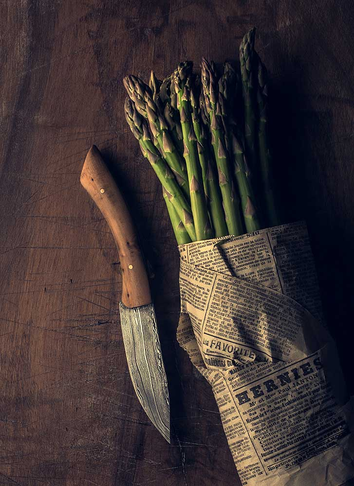 ASPERGE-JOURNAL-COUTEAU-VINTAGE-CHERRYSTONE-PHOTOGRAPHIE-CULINAIRE